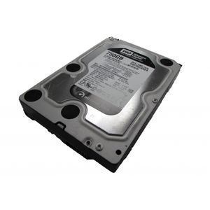"Western Digital Black WD7502AAEX 750GB SATA 3.5"" Hard Drive"